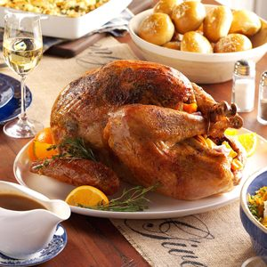 Citrus Herb Turkey