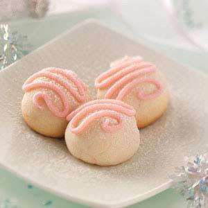 Cherry Bonbon Cookies
