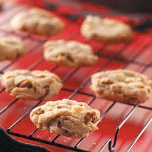 White Chocolate Holiday Cookies