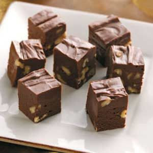 Mamie Eisenhower's Fudge