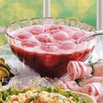 Cranberry Raspberry Punch