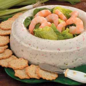 Molded Shrimp Spread