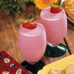 Strawberry Yogurt Shakes