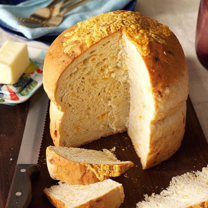 No-Knead Casserole Bread