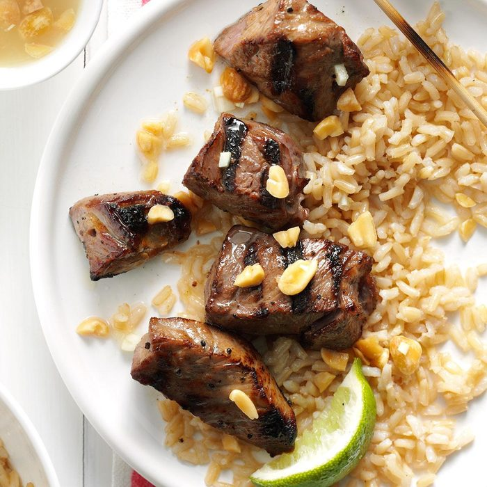 Sublime Lime Beef