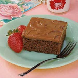 Favorite Chocolate Sheet Cake