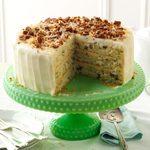 Coconut Italian Cream Cake