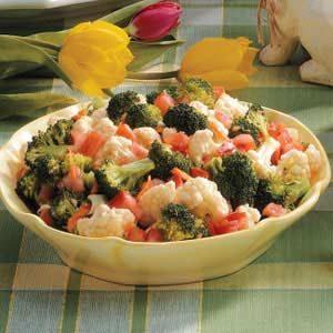 Broccoli Vegetable Salad