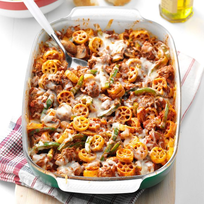 Wagon Wheel Casserole