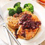 Savory Blueberry-Onion Jam