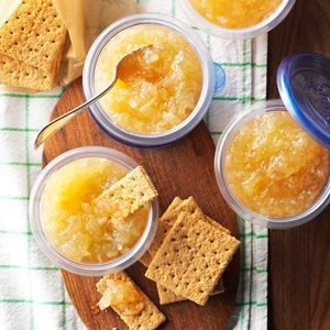 Ginger Pear Freezer Jam