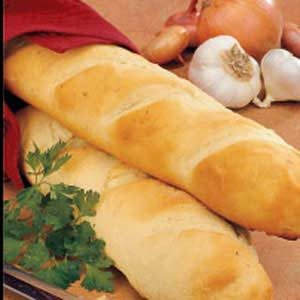 Ranch French Bread