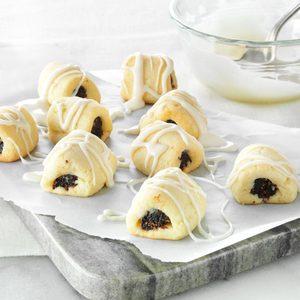 Fig & Almond Cookies