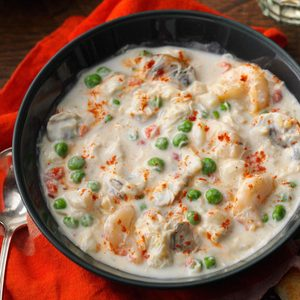 Grandma's Seafood Chowder