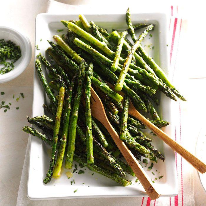 Asparagus + Tarragon