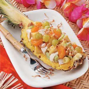 Pineapple Chicken Paradise