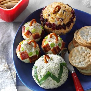 3-in-1 Cheese Ball