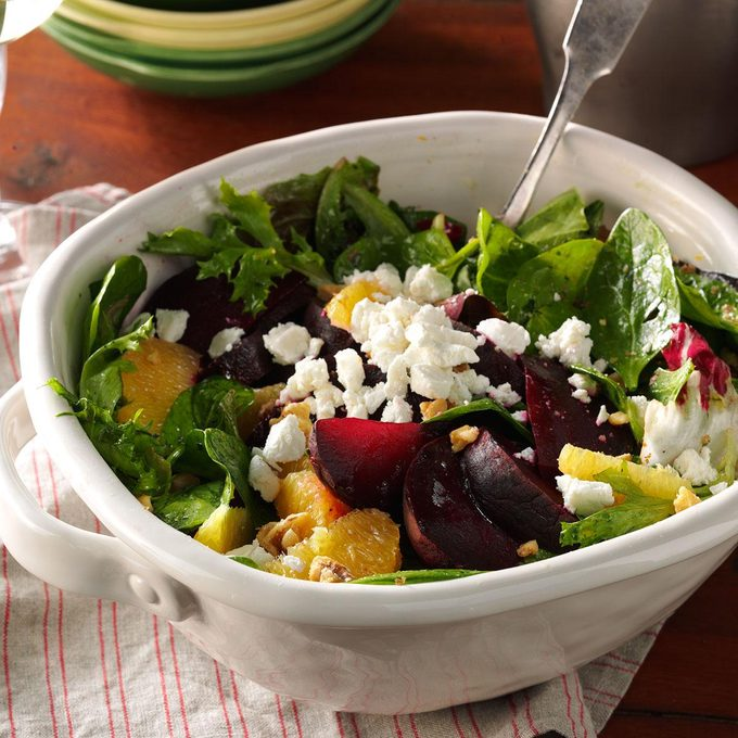 Inspired by: Cheesecake Factory Beets With Goat Cheese