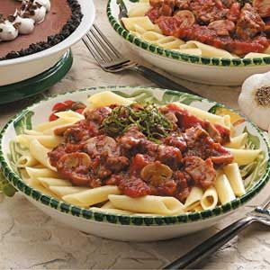 Meat Sauce for Pasta