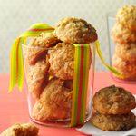 Aunt Myrtle's Coconut Oat Cookies