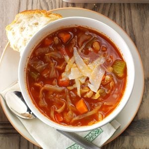 Italian Cabbage Soup