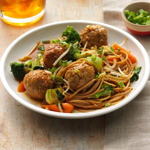 Whole Grain Chow Mein