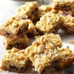 Sour Cream and Cranberry Bars