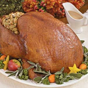 Stuffed Roast Turkey