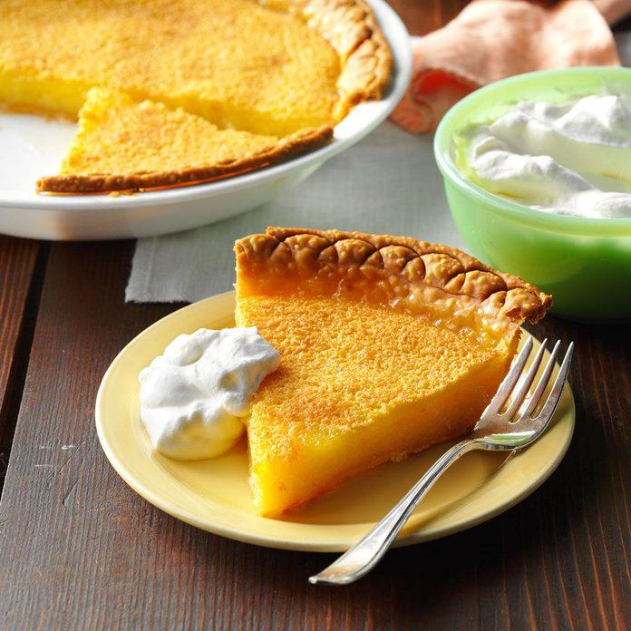 Easy Lemon Pie