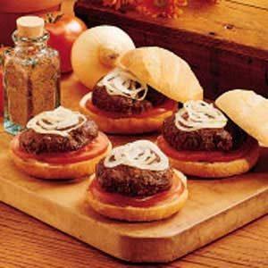 Cajun Burgers