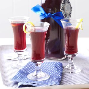 Mulled Wine Cordial