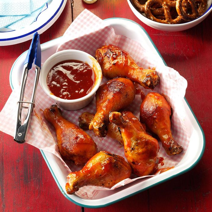 Saucy Barbecue Drumsticks