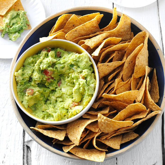 Inspired by: Chipotle's Guacamole