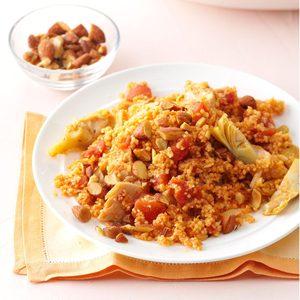 Marrakesh Chicken & Couscous