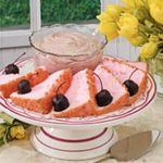 Chocolate-Cherry Mousse Delight