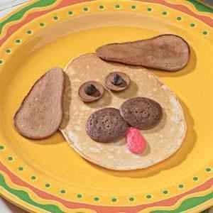 Puppy Dog Pancakes