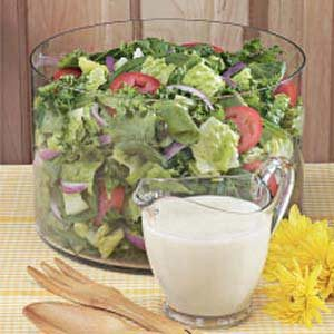 Blue Cheese Vinaigrette