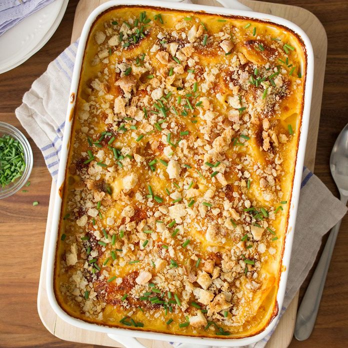 Inspired by: Scalloped Potatoes au Gratin