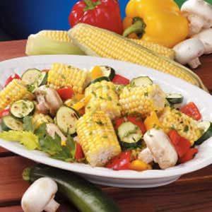 Summer Vegetable Medley