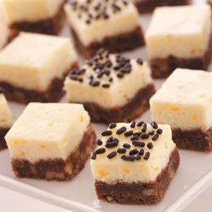 Chocolate Cheesecake Squares