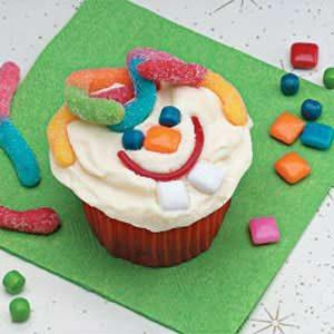 Scaredy Cakes