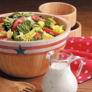 Parmesan Salad Dressing
