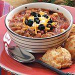 Taco Bean Soup