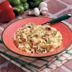 Savory Skillet Noodles