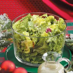 Mixed Herb Salad Dressing
