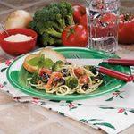 Broccoli n Tomato Pasta