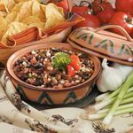Zesty Black-Eyed Pea Salsa