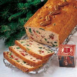 Cheery Cherry Loaf
