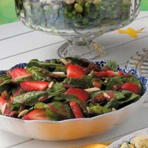 Spinach Date Salad