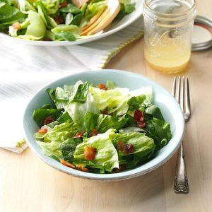 Bacon Spinach Salad